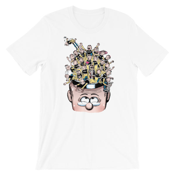 The Mind of OMQ T-shirt