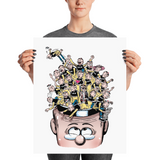Poster: The OMQ Mind