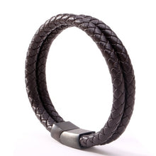 Double Leather Bracelet (2 styles)