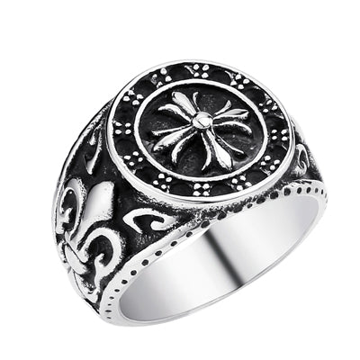 Imperial Stainless Steel Ring