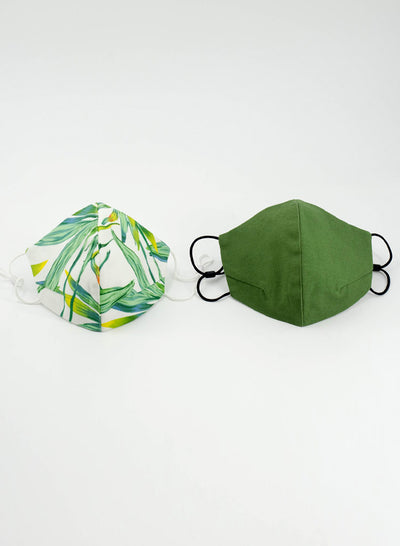 Face Mask 3D 2-Pack