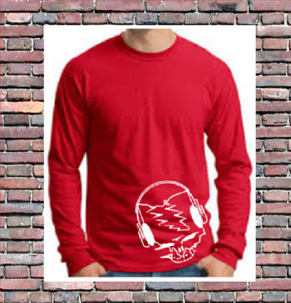 Stealie Ohio With Wings Long Sleeve