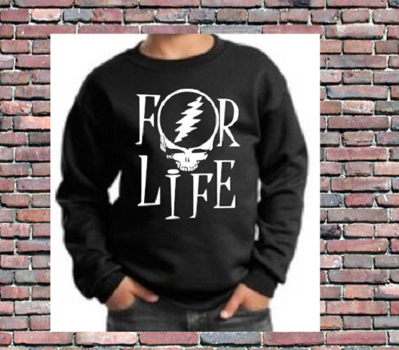 Youth (Toddlers) Dead For Life Sweatshirt