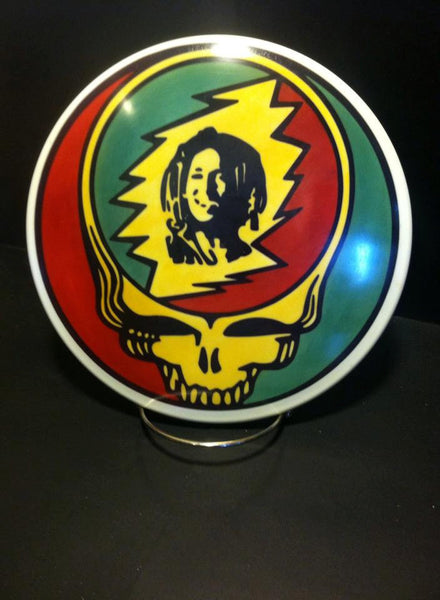 Innova Star Stingray Distance Driver - Bob Marley Steal Your Face