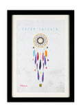 Bohemian Poster - MadCap - For the Imperfect You !