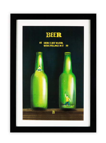Beer Poster - MadCapPage