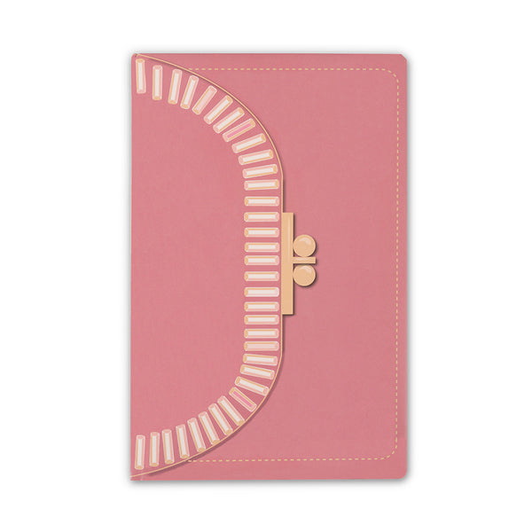 Glamorous Notebook - MadCap - For the Imperfect You !