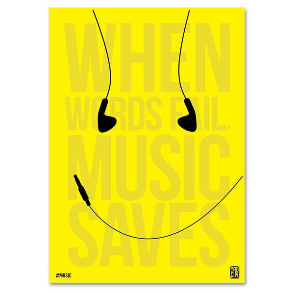 Music Poster - MadCap - For the Imperfect You !