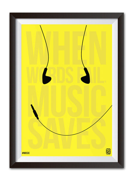 Music Poster - MadCapPage