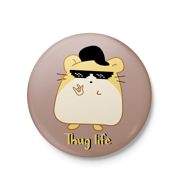 Adorable Badge - MadCap - For the Imperfect You !