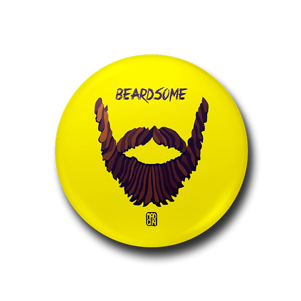 Beardsome Magnet - MadCapPage