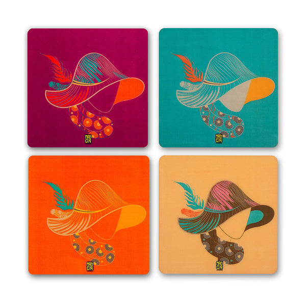 Bohemian Coasters - MadCap - For the Imperfect You !