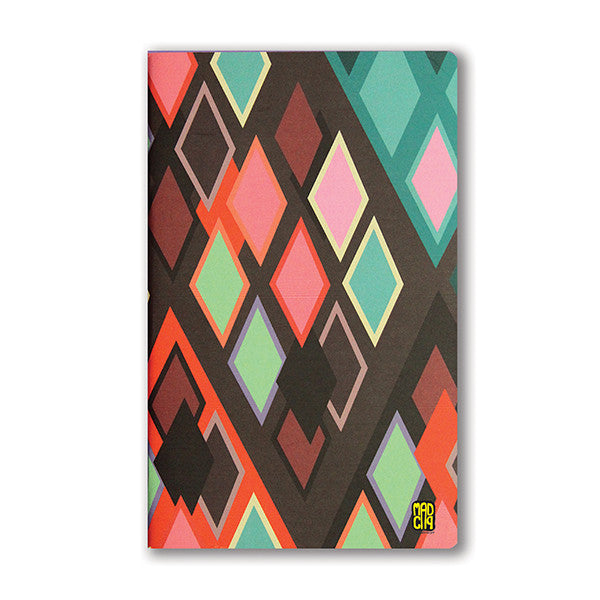 Bohemian Jot Notebook - MadCap - For the Imperfect You !