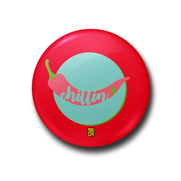 Chillin Badge - MadCap - For the Imperfect You !