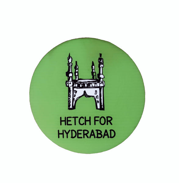 H for Hyderabad - Badge - MadCapPage