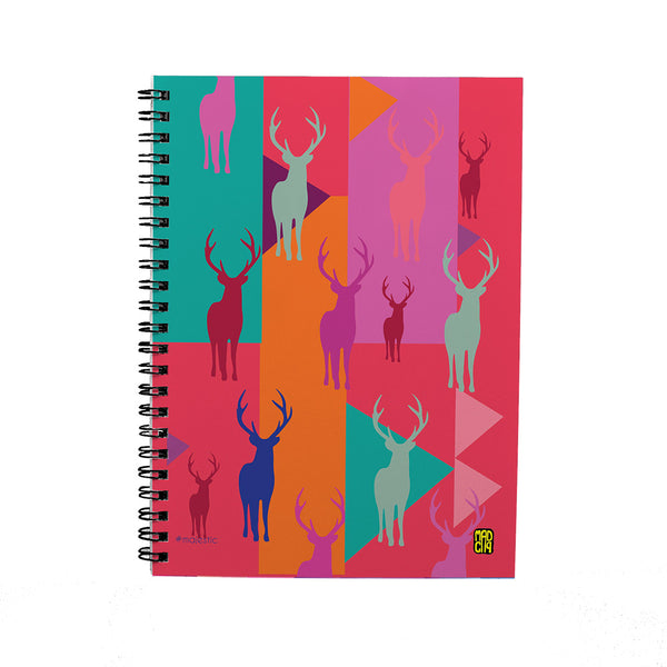 Majestic Spiral Notebook - MadCapPage