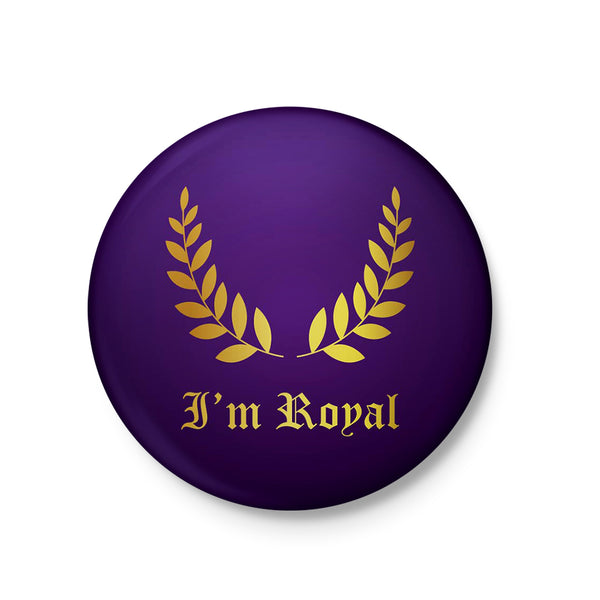 Majestic Badge - MadCap - For the Imperfect You !