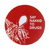 Say NO to Drugs - Badge - MadCapPage