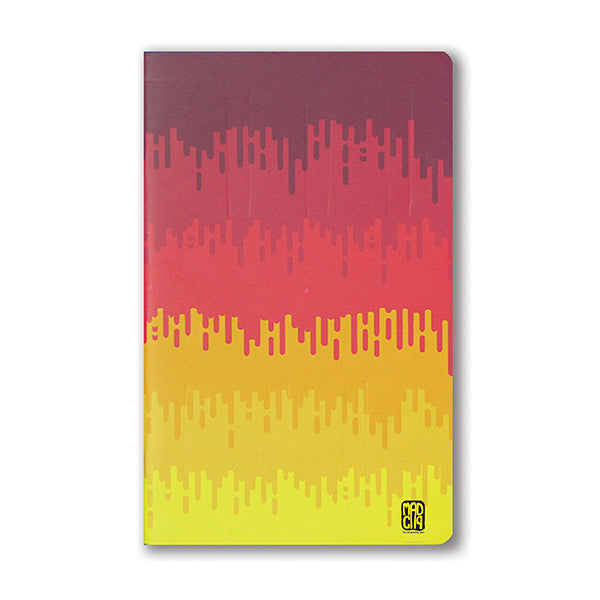 Vibrance Jot Notebook - MadCap - For the Imperfect You !