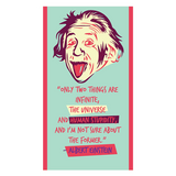 Albert Einstein Sticker - MadCapPage