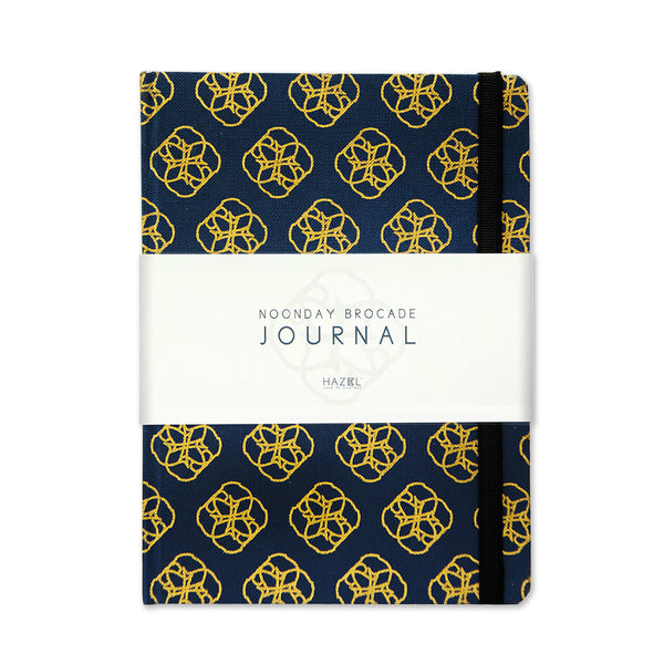 Hazel Jin Series - Buckram Journal - MadCap - For the Imperfect You !