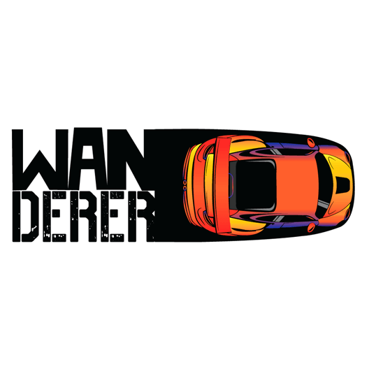 Car Wanderer Sticker - MadCapPage