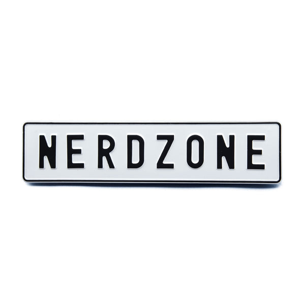 NERD ZONE - Attitude Plates - MadCap - For the Imperfect You !