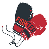 Fighter Sticker - MadCap - For the Imperfect You !