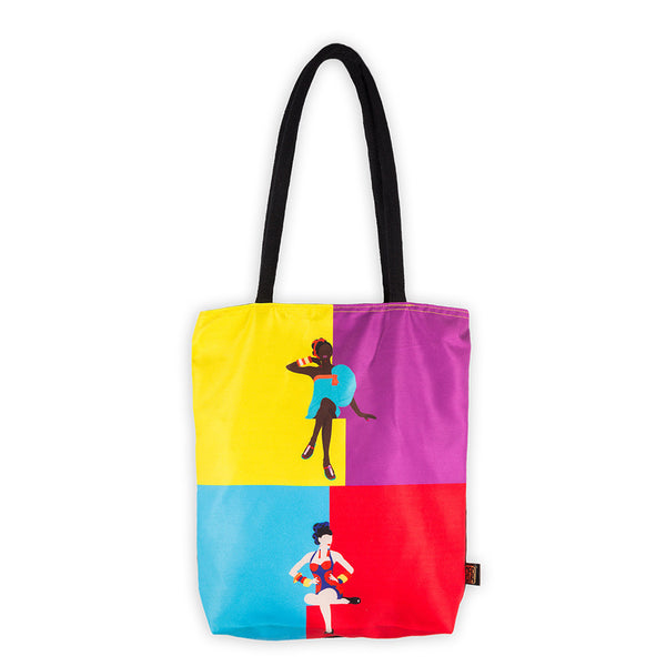 Glamorous Tote Bag - MadCap - For the Imperfect You !