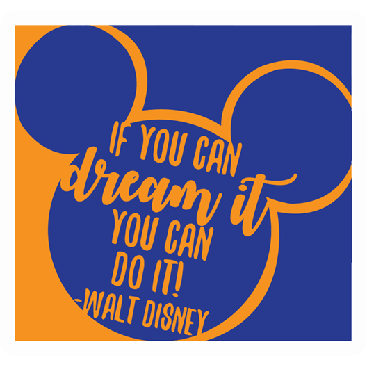 Walt Disney Sticker - MadCapPage