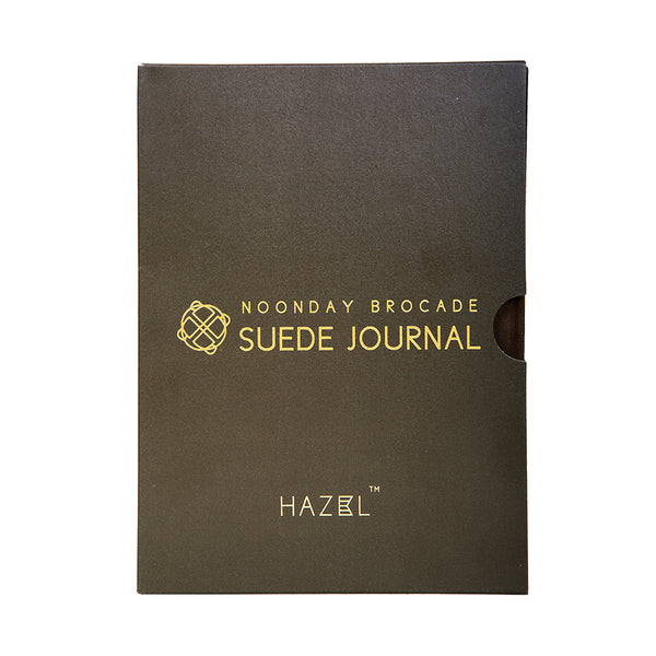 Hazel Suede Series - Premium Journal - MadCap - For the Imperfect You !