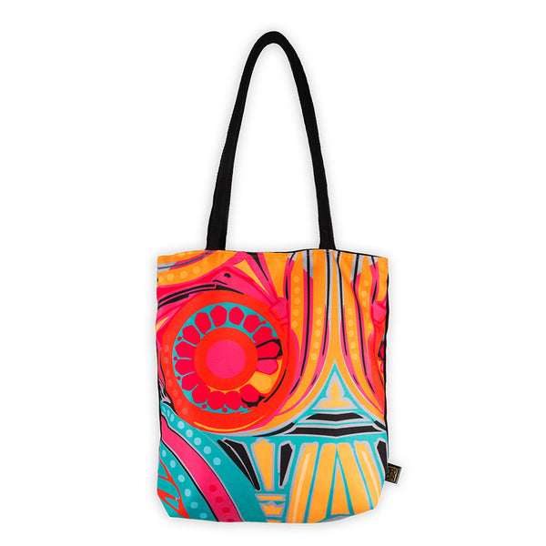 Vibrance Tote Bag - MadCap - For the Imperfect You !