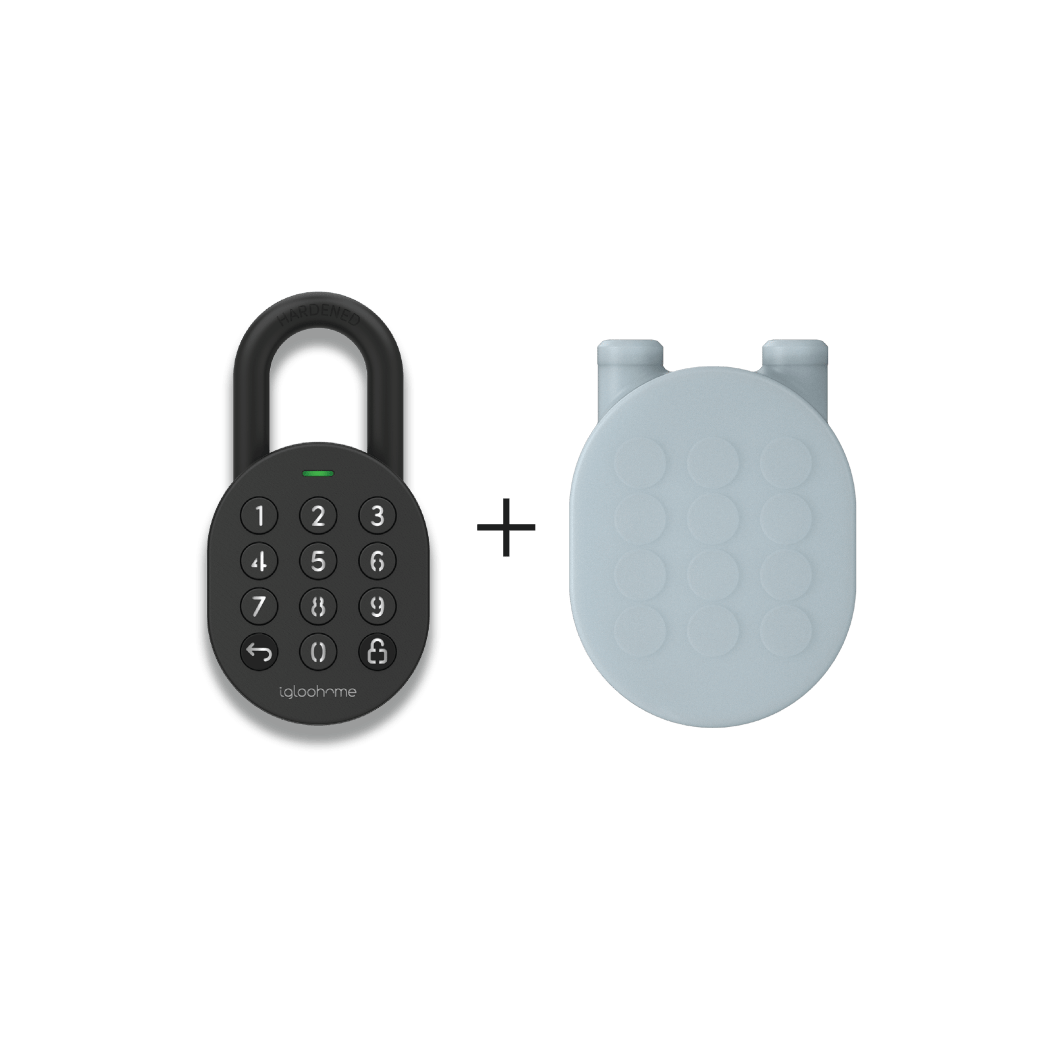Protective Silicone Case (For Padlock)
