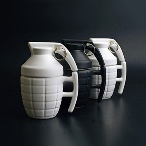 Youth Edition - Creative Hand Grenade Tea/Coffee Cup-Innodie-Innodie