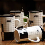 Youth Edition - High Quality Creative Tetris Coffee Mug-Innodie-White-Innodie