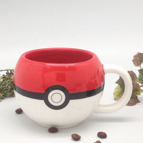 Youth Edition - PokeBall Brew Mug-Innodie-Innodie