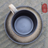 Ethnic Edition - Hand-Crafted Textured Tea Cup-Innodie-Innodie