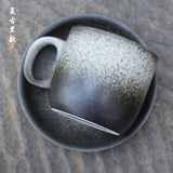 Ethnic Edition - Hand-Crafted Textured Tea Cup-Innodie-4-Innodie