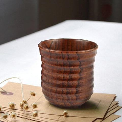 Designer Edition - Eco-friendly Jujube Wood Tea Cup-Innodie-Innodie