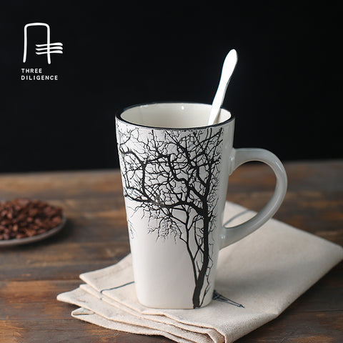 Designer Edition - Tree of Life Coffee/Tea Mug-Innodie-Innodie
