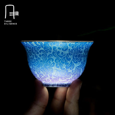 Designer Edition - Handmade Color Gradient Tea Cup-Innodie-Innodie