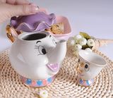 Youth Edition - Mrs Potts and Chip Tea Set-Innodie-Mrs Potts and Chip(1 Teapot and 1 Cup)-Innodie
