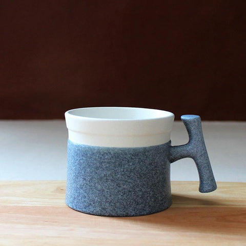Creative Edition - Blue Glaze Coffee/Tea Cup-Innodie-Model 3-Innodie