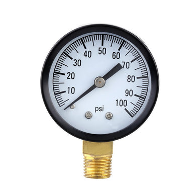 SP230826 Air Pressure Gauge - Bottom