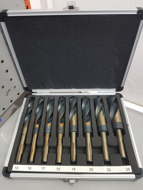 12697005 Reduced shank 8pcs set