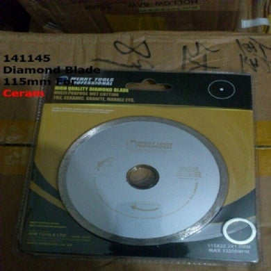 141145 Diamond Disc 115Mm For Ceram