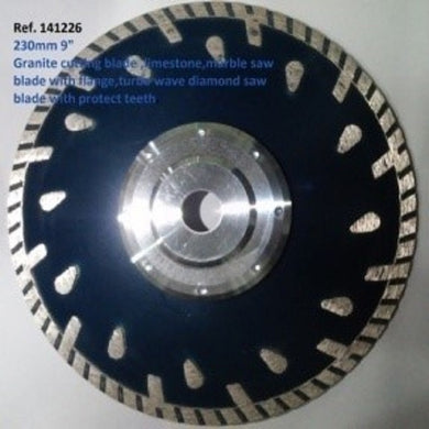 141226 Diamond Pointed Disc 230Mm Flg