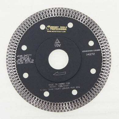 141272 Diamond Disc Turbo115Mm,10Mm Seg