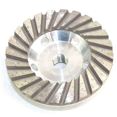 141190 Diamond Grinding Cup Aluminum Base 105mm