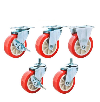550005 Red Wheel Swivel